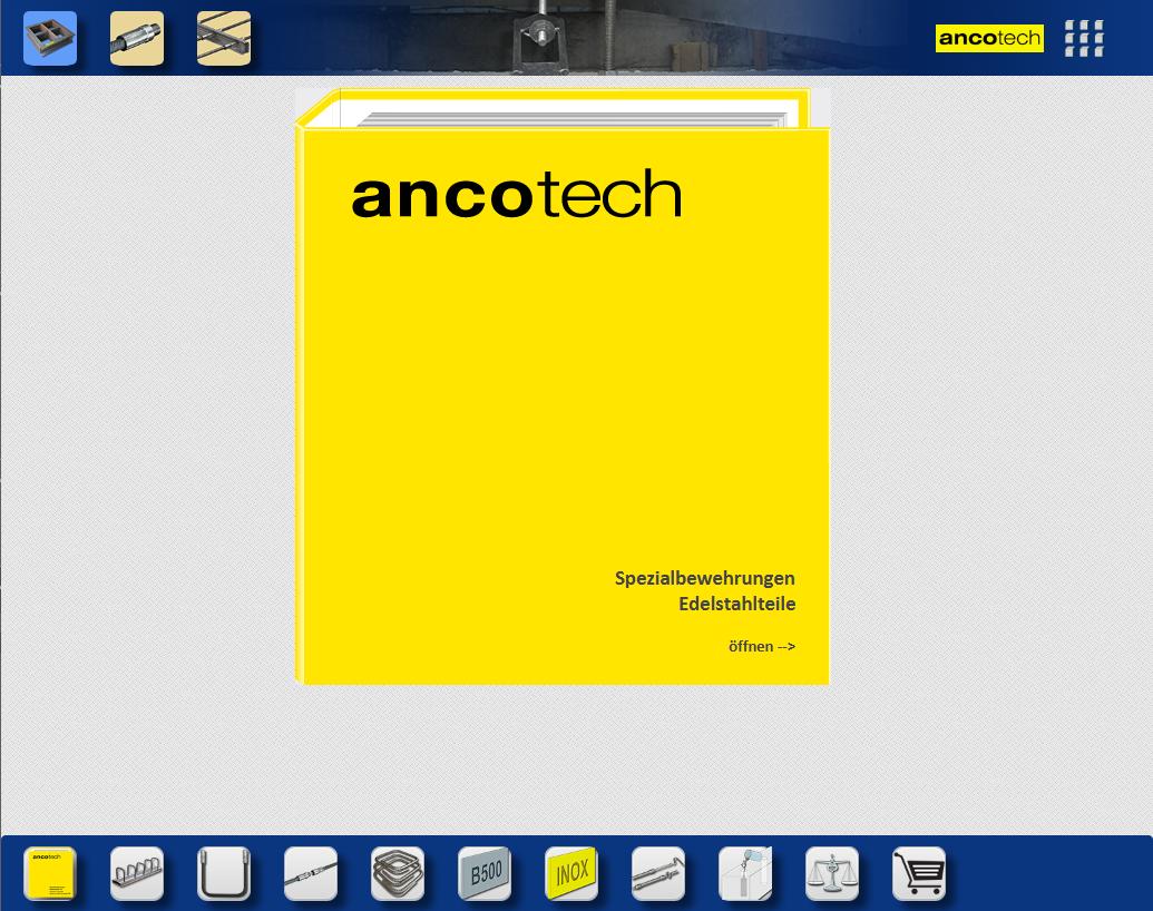 Software – ancotech AG Schweiz